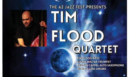 A2 Jazz Fest Spring Series: Tim Flood Quartet