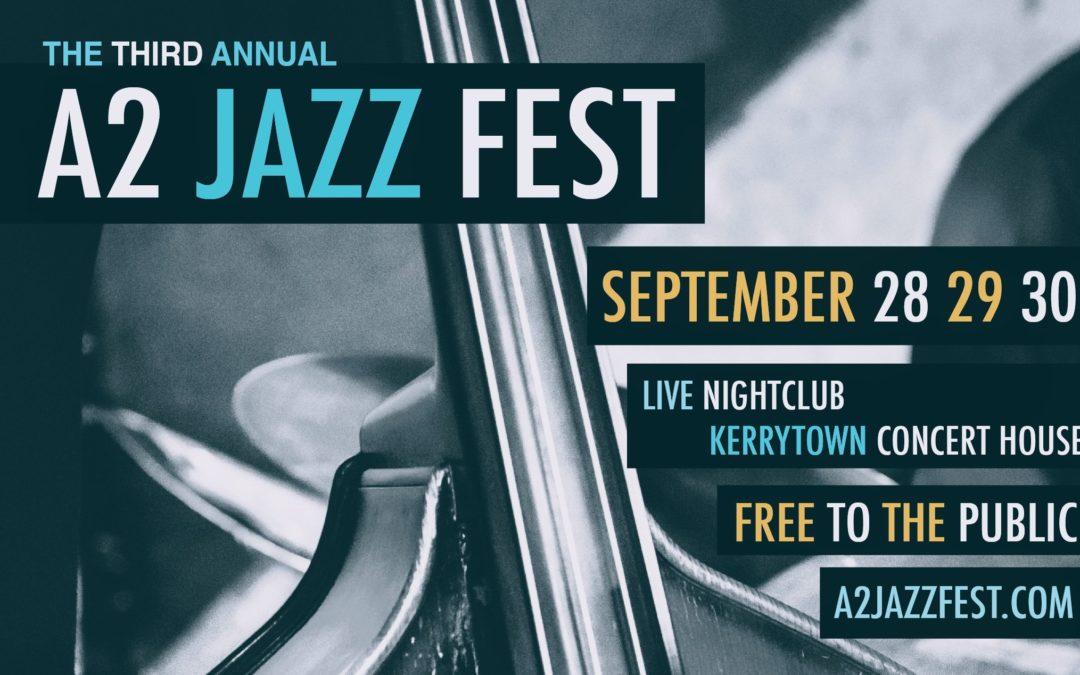 A2 Jazz Fest 2018 Schedule