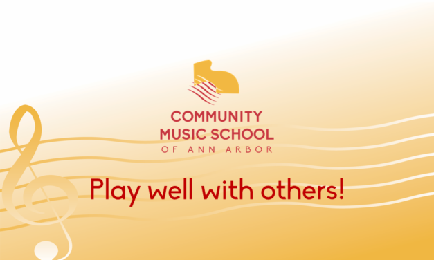 Artist Profile: Community Music School of Ann Arbor