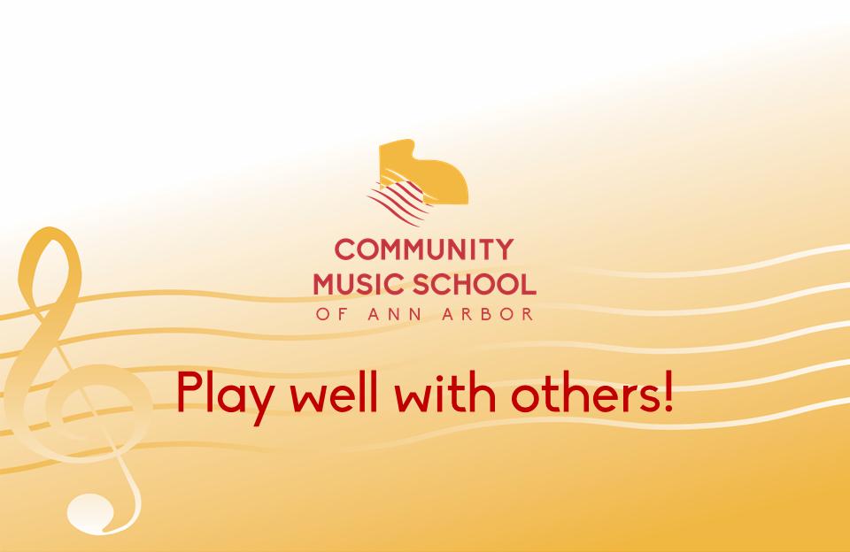 Artist Profile: Community Music School of Ann Arbor