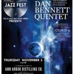 Dan Bennet Quintet with special guests Cloud 9 (CHS jazz quintet)