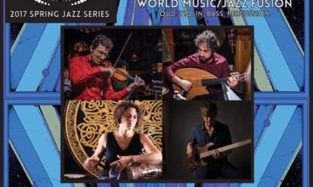 A2 Jazz Fest Spring Series: Dave Sharp Worlds Quartet