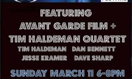 JAZZ + FILM: Avant Garde Film & Live Jazz (2017)